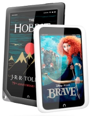 The New Nook HD better than iPad or Kindle?